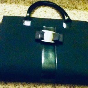Salvatore Ferragamo Baguette Women Lady Girl purse